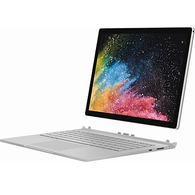 Microsoft – Surface Book 2 HN4-00001 transformable, tactile, 13,5 po, Intel Core i7 4,2 GHz, SSD 256 Go, RAM 8 Go, Win 10
