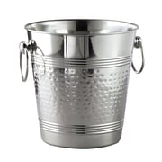 Elegance Champagne Bucket Hammered