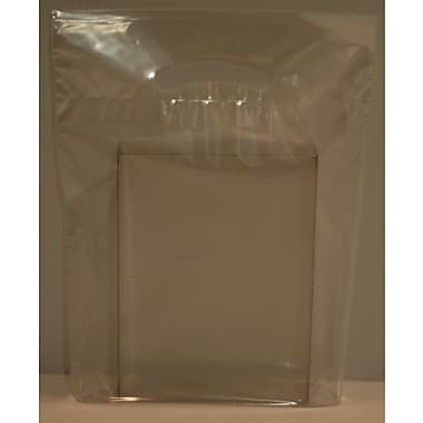Marlo Packaging Clear D/C Bag, 500/Pack
