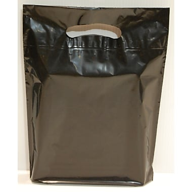 Marlo Packaging Black D/C Bag, 500/Pack