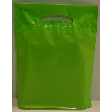 Marlo Packaging 9 x 11.5 x 2 Citrus Lime D/C Bag, Biodegradable, 500/Pack