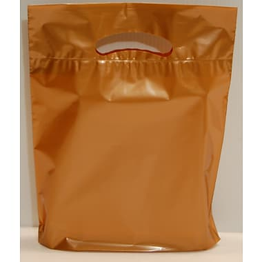 Marlo Packaging ? Sac biodégradable 20 x 23 x 5, cuivré D/C, 500/paquet