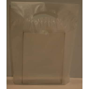 Marlo Packaging 12 x 16 x 3 Frosted D/C Bag, Biodegradable, 500/Pack