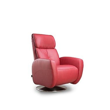 Losbu Lynk Red Cardenal Swivel Chair (LYNSC-SOFCAR)