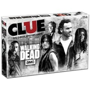 Jeu de société Clue AMC, version The Walking Dead (MONCL116469)