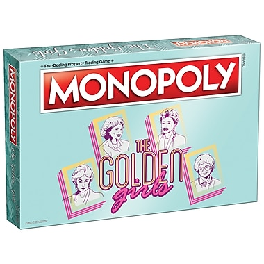 Monopoly The Golden Girls (MON118506)