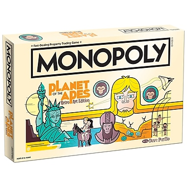 Monopoly Planet of The Apes (MON006513)