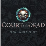 Court of the Dead Playing Card Set (MONPC121527)