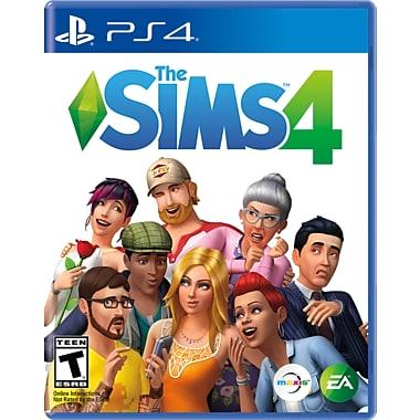 Jeu The SIMS 4, pour PS4