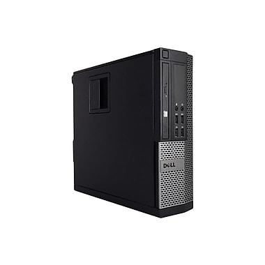 Dell - PC de table OptiPlex 7010 remis à neuf, Intel Core i5-3470 à 3,2 GHz, SSD 128 Go, DDR3 8 Go, Windows 10 Pro