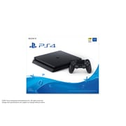 Sony – Console PlayStation 4, 1 To, console mince, noir