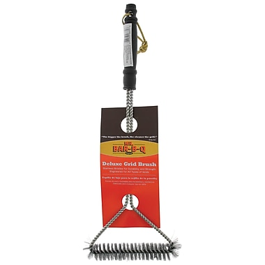 Blue Rhino Long Handle Triangle Grill Brush (06371SSX)