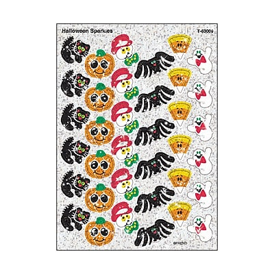 Trend Enterprises® Sparkle Halloween Sticker