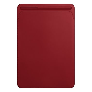 Apple Leather Sleeve for 10.5 inch iPad Pro (PRODUCT)RED, MR5L2ZM/A