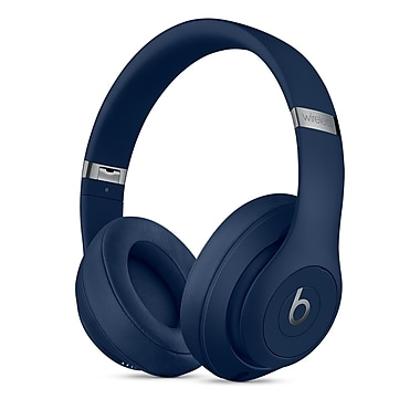 Apple Beats Studio3 Wireless Over Ear Headphones Blue, MQCY2LL/A