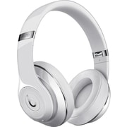 Apple Beats Studio Wireless Over Ear Headphones Gloss White, MP1G2LL/A