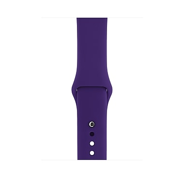Bracelet sport Apple Watch 42 mm, ultraviolet - P/M et M/G, MQUN2AM/A
