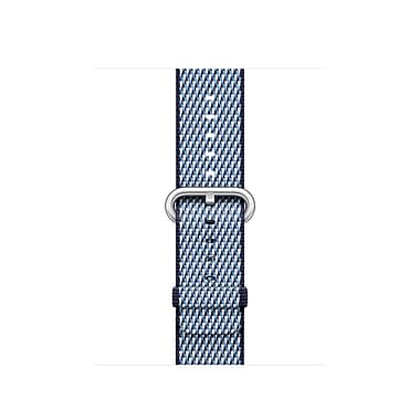 Apple Watch 38mm Midnight Blue Check Woven Nylon, MQVC2AM/A