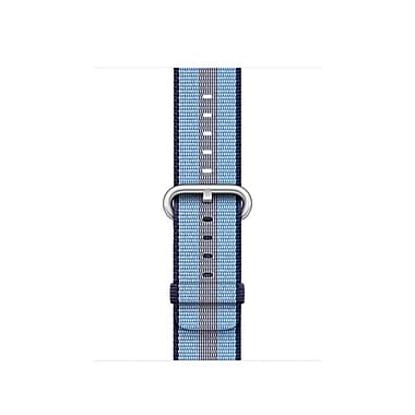 Apple Watch 38mm Midnight Blue Stripe Woven Nylon, MQVJ2AM/A
