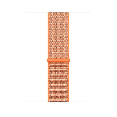 Apple Watch 42mm Spicy Orange Sport Loop, MQWC2AM/A