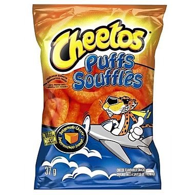 Cheetos® Puffs 37g, 40/Pack