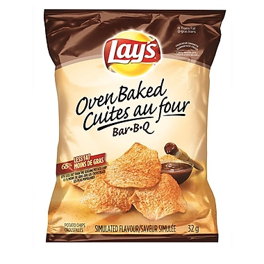 Lay's – Barbecue 40 g, 40/paquet