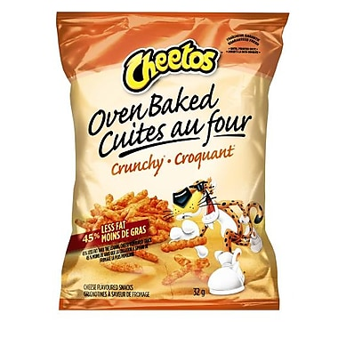 Oven Baked Cheetos® Crunchies 32g, 40/Pack