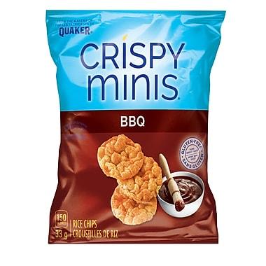 Crispy Minis® BBQ 33g, 32/Pack