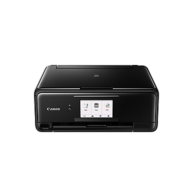 Canon PIXMA TS8120 Wireless Inkjet All-In-One Printer, Black (2230C003)