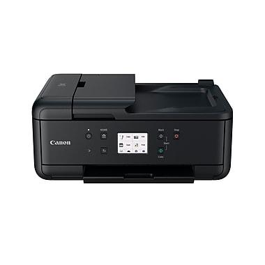 Canon - Imprimante sans fil tout-en-un PIXMA TR7520 pour bureau à domicile (2232C003)
