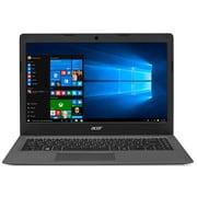 Acer – Portatif Aspire One AO1-431M-C49H, 14 po, Intel Celeron N3050 1,6 GHz, SDRAM DDR3L 2 Go, Windows 10 Pro