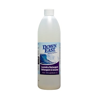 Down East Laundry Detergent, 750ml, 8/Pack
