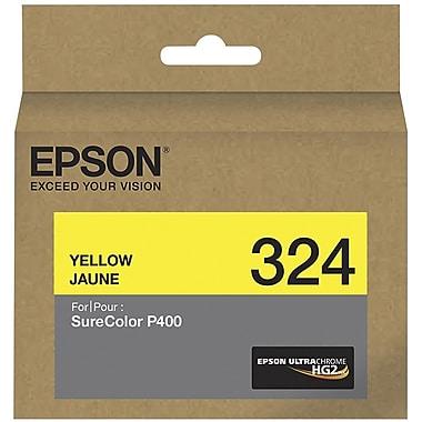 Epson - Cartouche d'encre jaune HG2 Ultrachrome T324 (T324420)