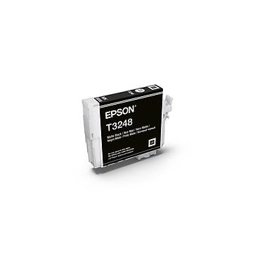 Epson - Cartouche d'encre noir mat HG2 Ultrachrome T324 (T324820)