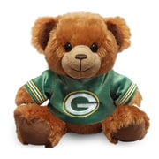 Forever Collectibles Green Bay Packers Seated Jersey Bear
