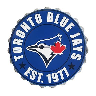 Forever Collectibles – Bouchon de bouteille mural avec le logo des Blue Jays de Toronto