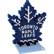 Forever Collectibles Toronto Maple Leafs Logo BRXLZ Puzzle