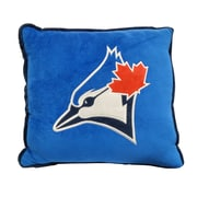 Forever Collectibles Toronto Blue Jays Contrast Trim Pillow