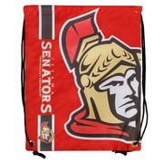 Forever Collectibles Ottawa Senators Big Logo Drawstring Bag