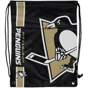 Forever Collectibles Pittsburgh Penguins Big Logo Drawstring Bag