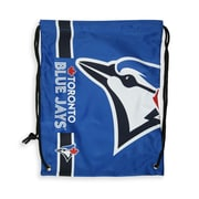 Forever Collectibles Toronto Blue Jays Big Logo Drawstring Bag