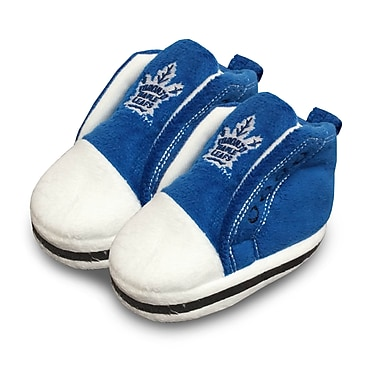 Forever Collectibles Toronto Maple Leafs High Top Baby Bootie