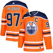adidas Edmonton Oilers Connor McDavid NHL Authentic Pro Home Jersey