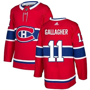 adidas Montreal Canadiens Brendan Gallagher NHL Authentic Pro Home Jersey