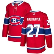 adidas Montreal Canadiens Alex Galchenyuk NHL Authentic Pro Home Jersey