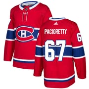 adidas Montreal Canadiens Max Pacioretty NHL Authentic Pro Home Jersey