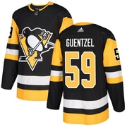 adidas Pittsburgh Penguins Jake Guentzel NHL Authentic Pro Home Jersey