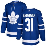 adidas Toronto Maple Leafs Frederik Andersen NHL Authentic Pro Home Jersey