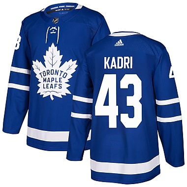 adidas Toronto Maple Leafs Nazem Kadri NHL Authentic Pro Home Jersey, XX Large