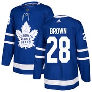 adidas Toronto Maple Leafs Connor Brown NHL Authentic Pro Home Jersey